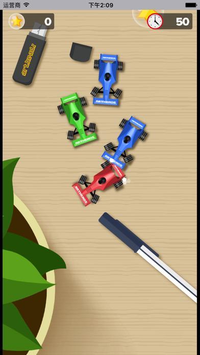 玩具赛车比赛 Walkthrough (iOS)