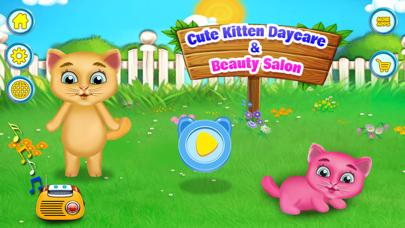 Cute Kitten Daycare & Beauty Salon