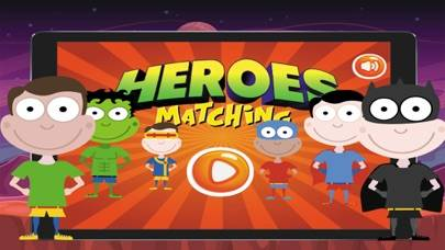 Super Heroes Card Matching Walkthrough (iOS)