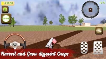 Farming Simulator 2017-Blocky Plow Harvester