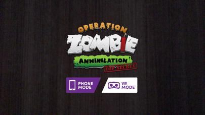 Operation Zombie Annihilation for Merge Cube