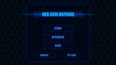 Hex Gem Defense Walkthrough (iOS)