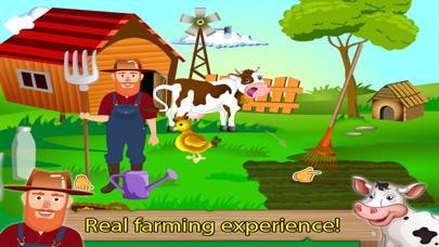 Cow Farm Day - Farming Simulator