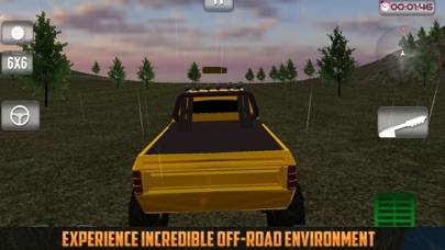 Offroad Truck: Forest Adventure