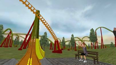 Roller Coaster Sim Tycoon VR Walkthrough (iOS)