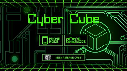 CyberCube for Merge Cube Walkthrough (iOS)