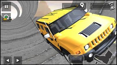 Impossible Car Stunt Track