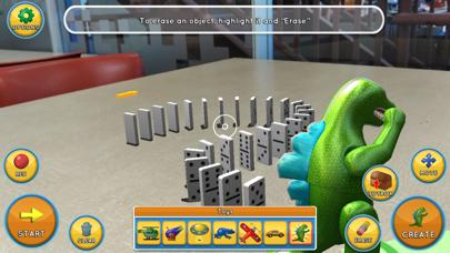 Domino World AR Walkthrough (iOS)