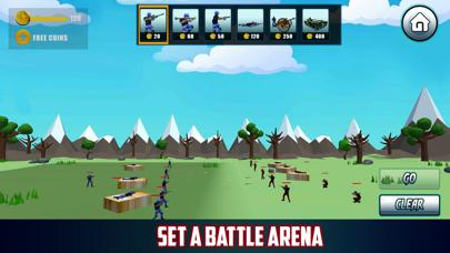 Epic Modern Battle Simulator