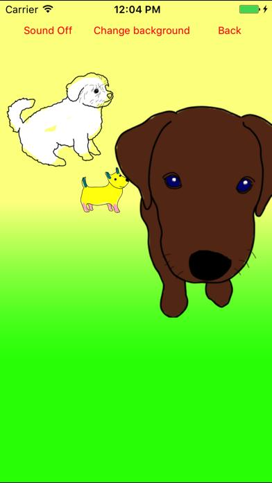 Puppy Dog Moves Coloring Book Walkthrough (iOS)