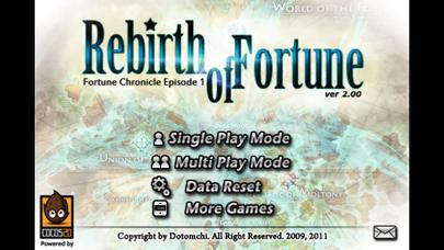 Rebirth of Fortune