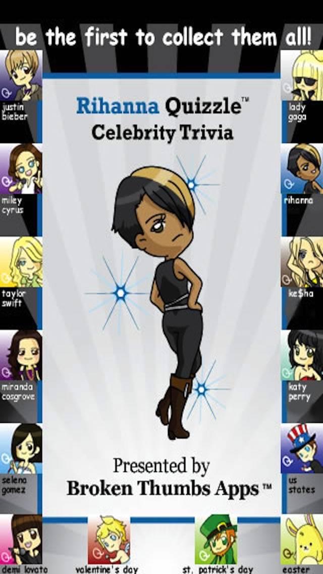 Rihanna Quizzle