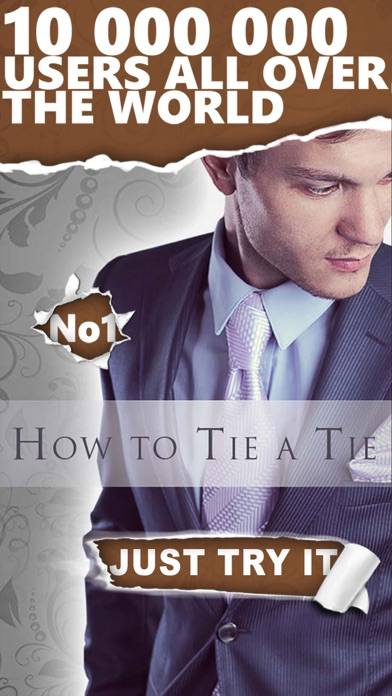 How to Tie a Tie Animated