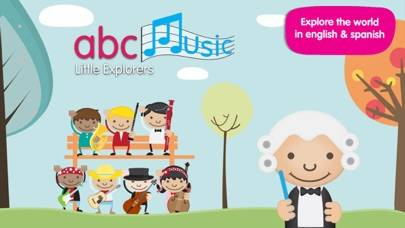ABC Music - musical words with pictures sounds