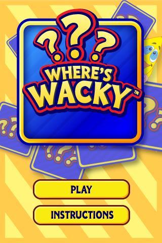 Where's Wacky