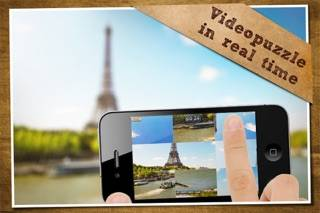 VideoPuzzle - solve video puzzles in real time