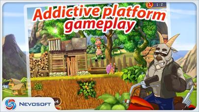 Supercow: funny farm arcade platformer Lite