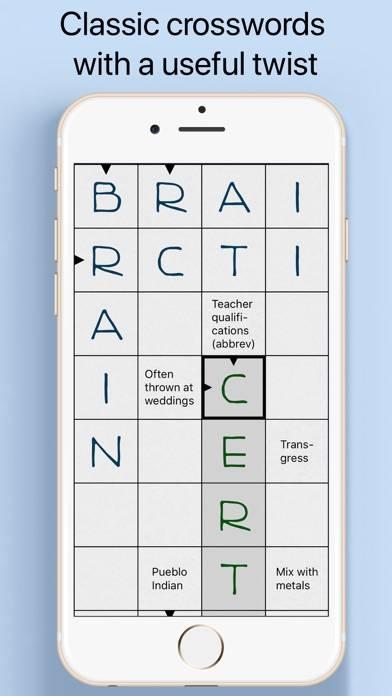 Crosswords Plus .