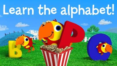 ABCs: Alphabet Learning Game
