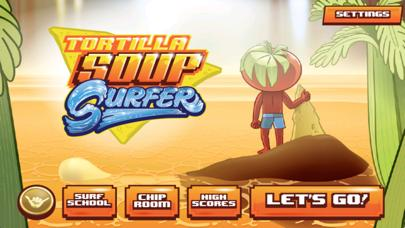 Tortilla Soup Surfer