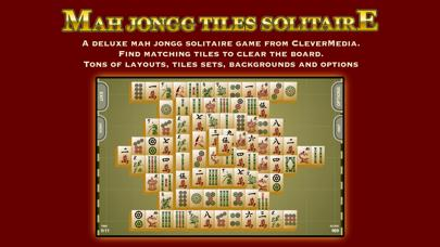 Mah Jongg Solitaire by CleverMedia