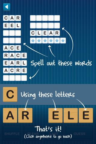 Anagram Twist - Jumble and Unscramble Text