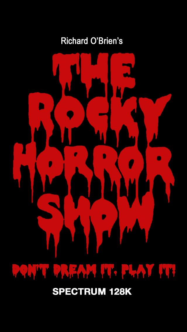 The Rocky Horror Show (ZX Spectrum)