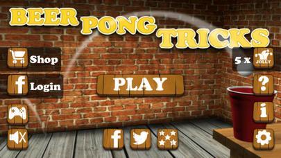 Beer Pong Trick