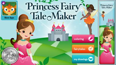 Princess Fairy Tale Maker - by Duck Duck