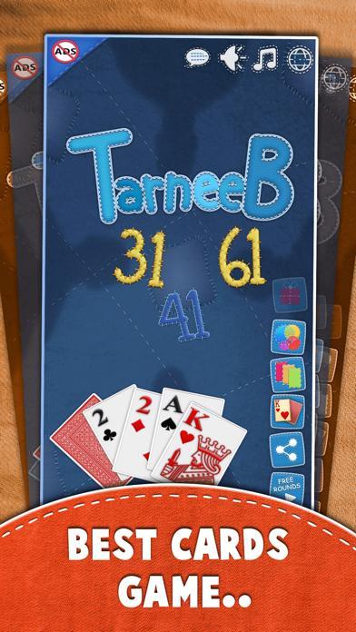 Tarneeb Pro