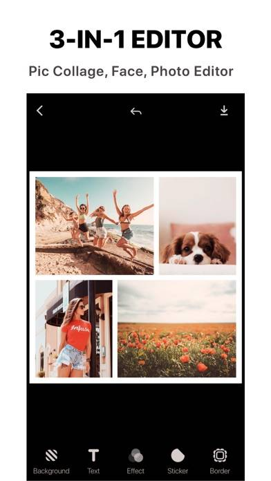 InstaCollage Pro - Pic Frame & Pic Caption