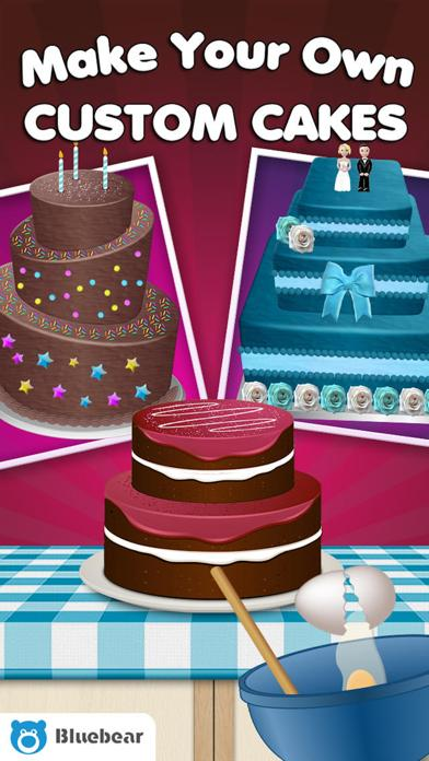 Cake Fun by Bluebear