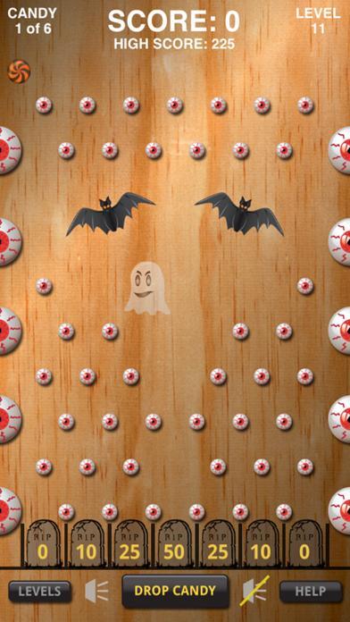 Pachinko Halloween Candy Drop