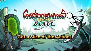 Cartoon Wars Blade