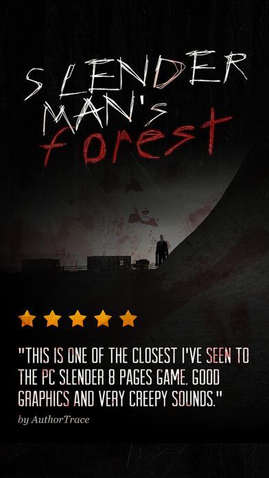 SlenderMan's Forest