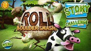 Roll: Boulder Smash
