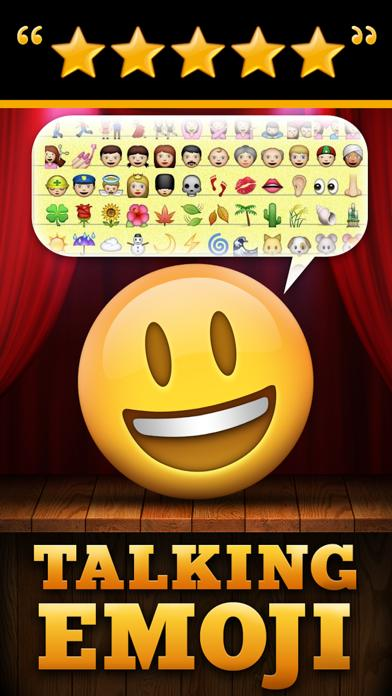 Talking Emoji