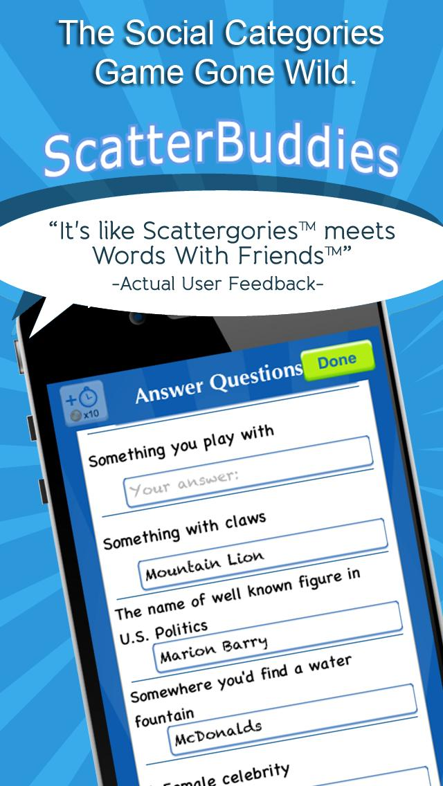ScatterBuddies Lite