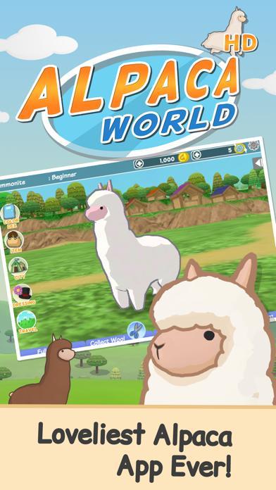 Alpaca World HD plus