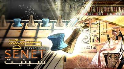 Egyptian Senet (Ancient Egypt Game) The Mysterious Soul Journey. Queen Nefertari playing match against an invisible adversary inside her tomb as a way