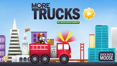More Trucks - by Duck Duck Moose