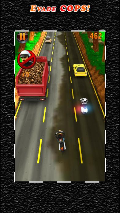 Deadly Moto Racing Walkthrough (iOS)
