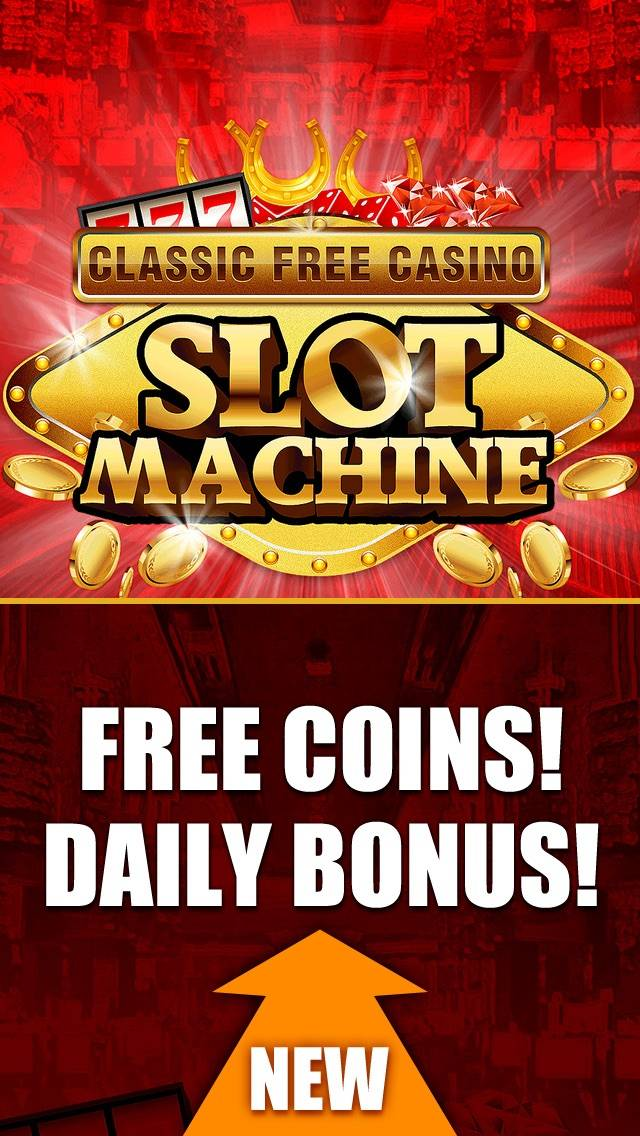 Classic Free Casino 777 Slot Machine Games with Bonus for Fun : Win Big Jackpot Daily Rewards
