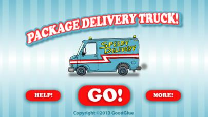 Package Delivery Truck