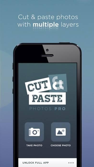Cut Paste Photos Pro - Chop your photos