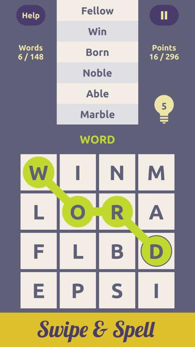 Spell Mania - Word Spelling Games and Boggle