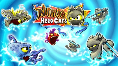 Ninja Hero Cats Walkthrough (iOS)