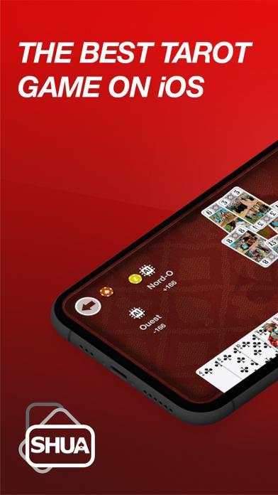 Jeu de Tarot SHUA pour iPhone