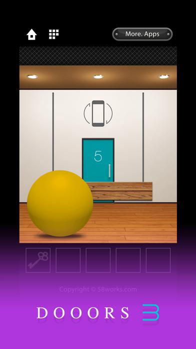 DOOORS 3 - room escape game -