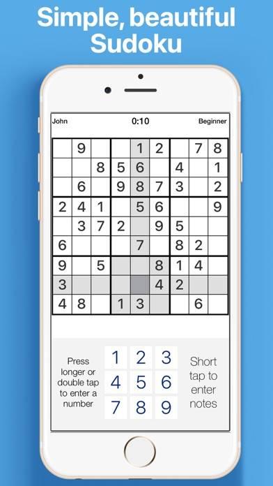 Pure Sudoku - the App
